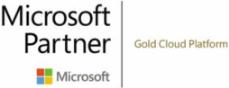 Microsoft Certified Gold Partner for Cloud Platform